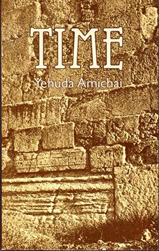 Time: Amichai, Yehuda