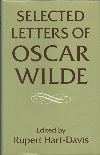 9780192122056: Selected Letters of Oscar Wilde