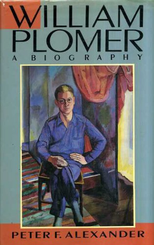 9780192122438: William Plomer: A Biography