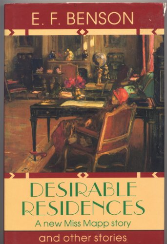 9780192123046: Desirable Residences and Other Stories
