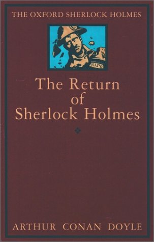 9780192123176: The Return of Sherlock Holmes (Oxford Sherlock Holmes)