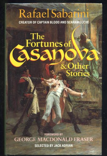 9780192123190: The Fortunes of Casanova and Other Stories