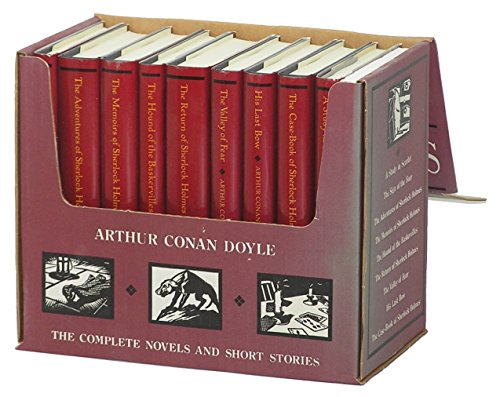 The Oxford Sherlock Holmes: The Complete Novels and Short Stories in 9 Volumes