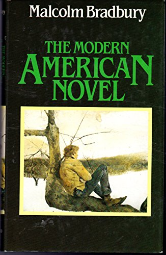 9780192125910: Modern American Novel (An OPUS book)