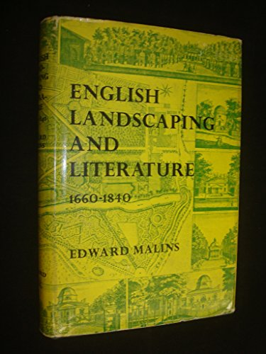 9780192129314: English Landscaping and Literature, 1660-1840
