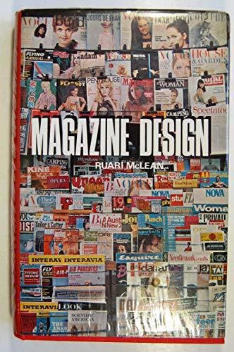 9780192129437: Magazine Design