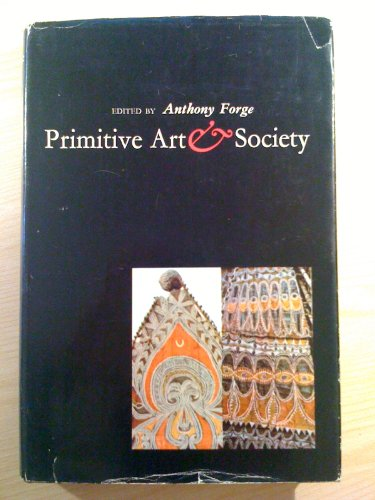 9780192129536: Primitive Art and Society (Wenner-Gren Foundation)