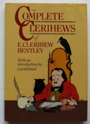 9780192129789: Complete Clerihews