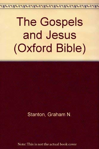 9780192132406: The Gospels and Jesus (Oxford Bible)