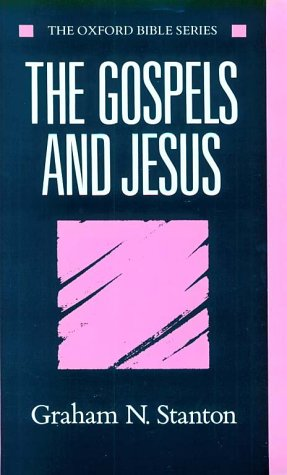 9780192132413: The Gospels and Jesus (Oxford Bible Series)