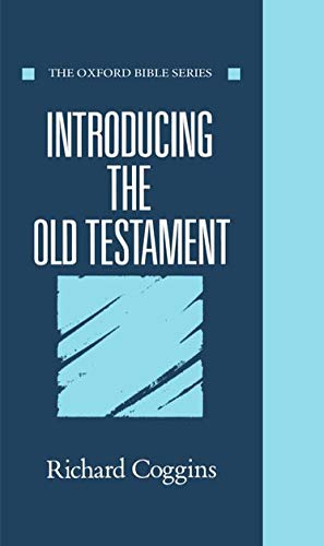 9780192132543: Introducing the Old Testament