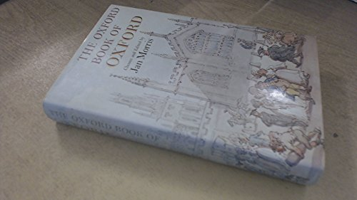 9780192141040: The Oxford Book of Oxford