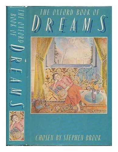 9780192141309: The Oxford Book of Dreams (Oxford Books of Verse)