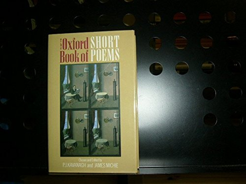 9780192141354: The Oxford Book of Short Poems