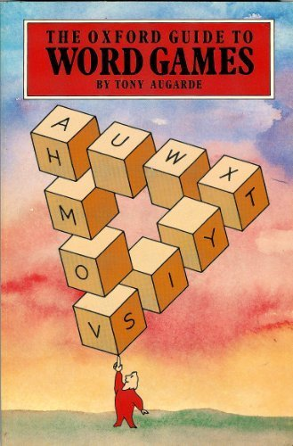 9780192141446: The Oxford Guide to Word Games