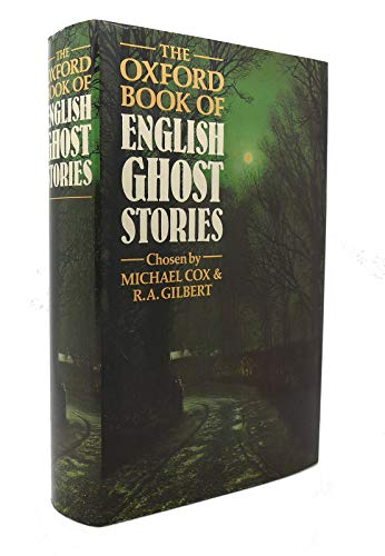 9780192141637: The Oxford Book of English Ghost Stories