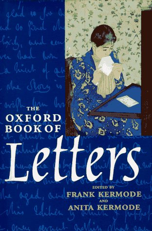 Oxford Book Of Letters, The