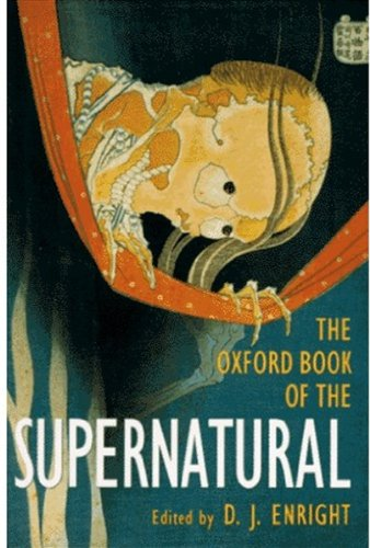 9780192142016: The Oxford Book of the Supernatural