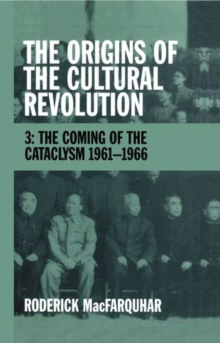 The Origins of the Cultural Revolution: The: MacFarquhar, Roderick