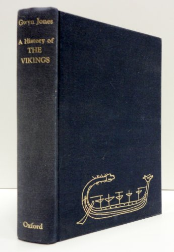9780192151667: A History of the Vikings