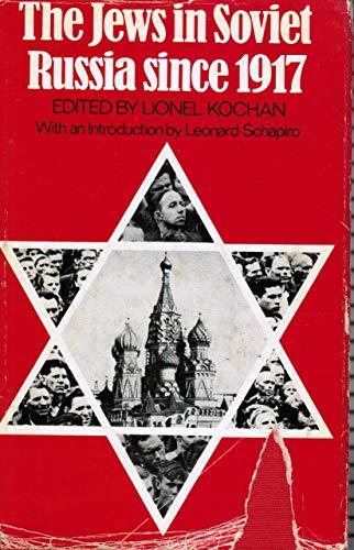 9780192151735: Jews in Soviet Russia Since 1917