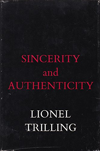 9780192151971: Sincerity and Authenticity