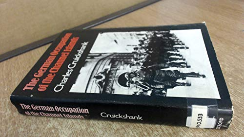 9780192158086: The German Occupation of the Channel Islands
