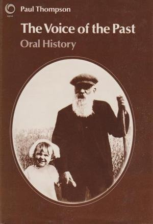 9780192158338: Voice of the Past: Oral History (Opus Books)