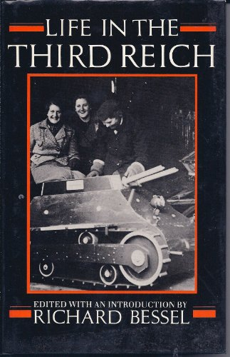 9780192158925: Life in the Third Reich