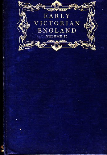 9780192158970: 'EARLY VICTORIAN ENGLAND, 1830-65'