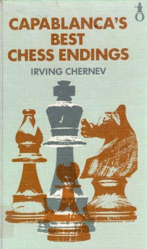 9780192175533: Capablanca's Best Chess Endings (Oxford chess books)
