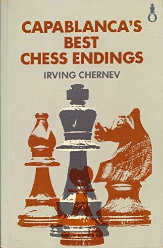 9780192175540: Capablanca's Best Chess Endings