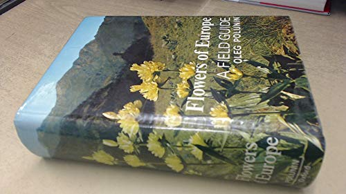 9780192176219: Flowers of Europe: A Field Guide