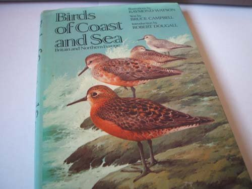 BIRDS OF COAST AND SEA, Britain and Northern Europe