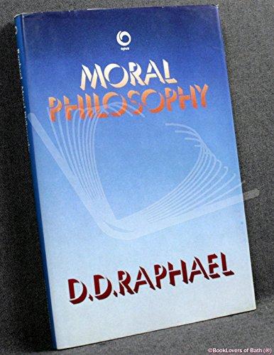 9780192191496: Moral Philosophy (OPUS)