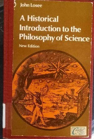 9780192191564: Historical Introduction to the Philosophy of Science (Opus Books)