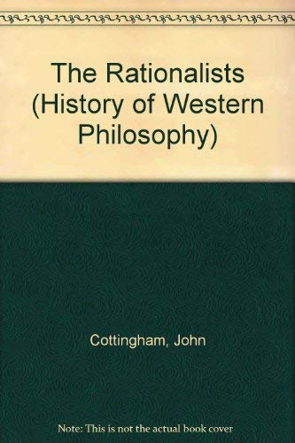 9780192192097: The Rationalists (A History of Western Philosophy)