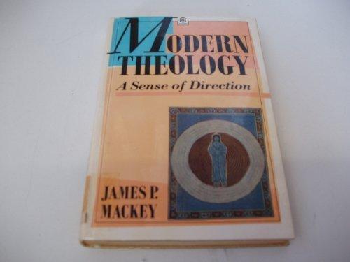 9780192192202: Modern Theology: A Sense of Direction