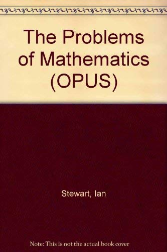 9780192192622: The Problems of Mathematics
