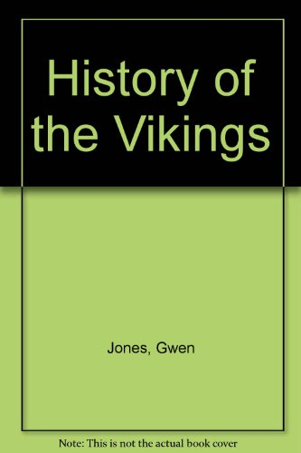 9780192458827: History of the Vikings
