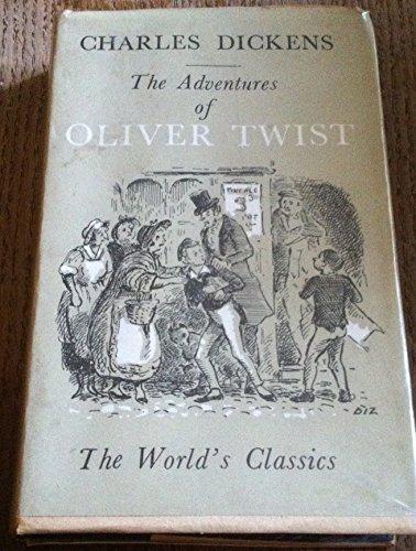 9780192500083: Oliver Twist (World's Classics)