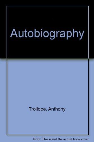 9780192502391: Autobiography