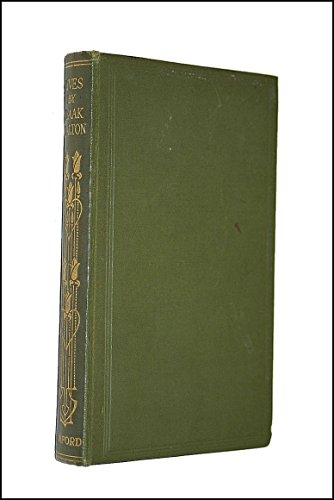 9780192503039: Lives of John Donne, Sir Henry Wotton, Richard Hooker, George Herbert and Robert Sanderson (World's Classics)