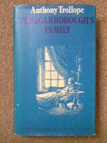 9780192505033: Mr. Scarborough's Family (Oxford World's Classics)