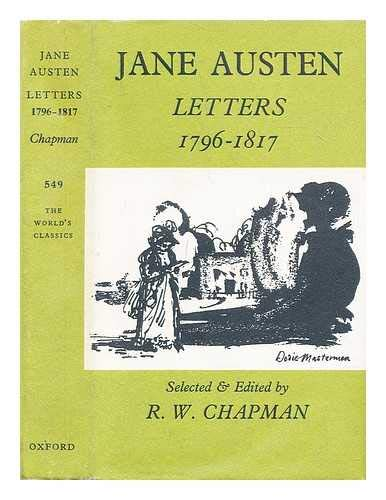 9780192505491: Selected Letters (World's Classics)