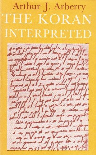 9780192505965: The Koran Interpreted