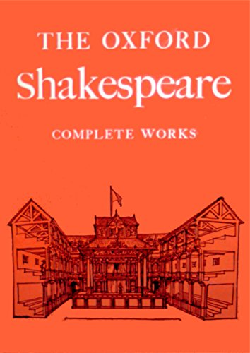 Shakesspeare Complete Works: Shakespeare, William Edited
