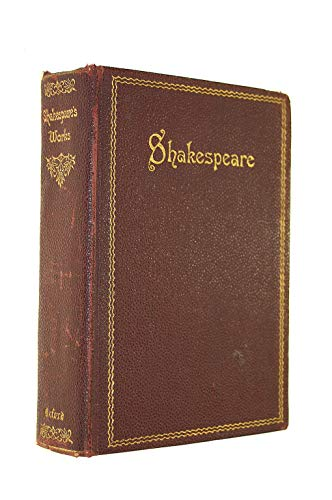 9780192541024: Complete Works of Shakespeare (Oxford Standard Authors)