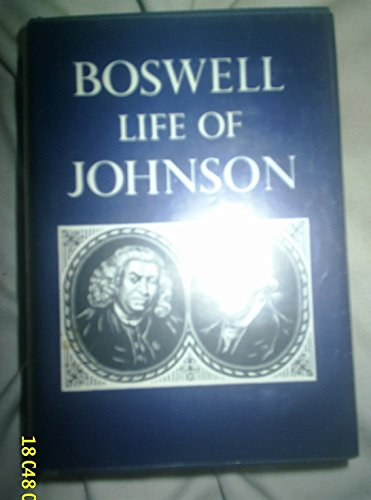 Life of Johnson (Oxford Standard Authors): James Boswell