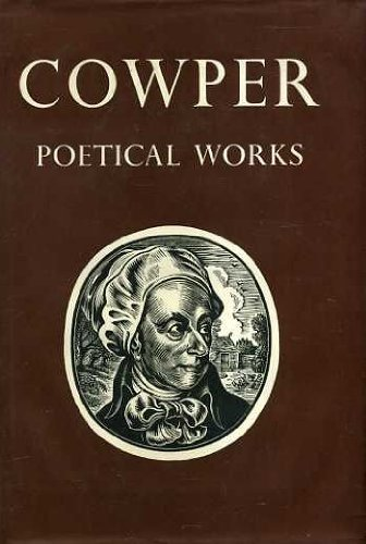 9780192541215: Poetical Works: Cowper (Oxford Standard Authors)